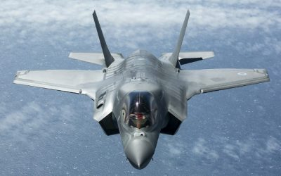 UK To Double F-35 Fleet
