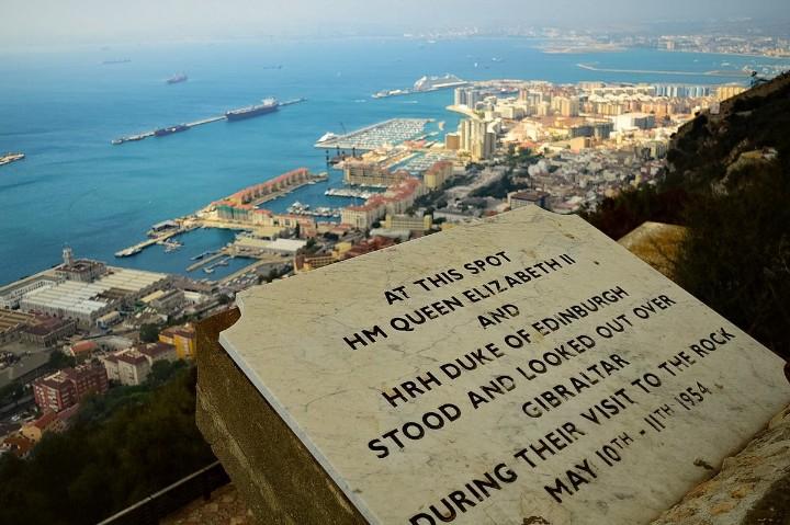 Reaffirming Gibraltar's Importance To UK Defence