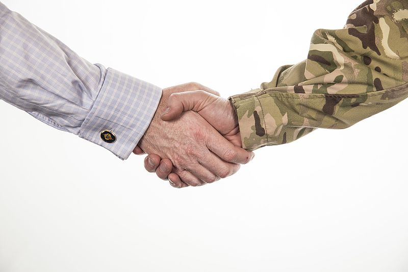 New Data Dispels 'Negative Stereotypes' About Veterans