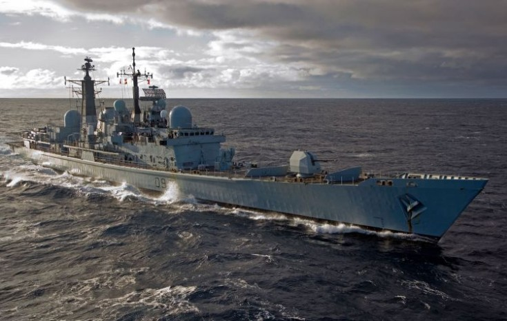 New Frigate Named HMS Edinburgh