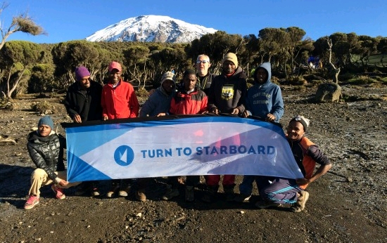Fundraiser Climbs Kilimanjaro For Injured Ex-Military