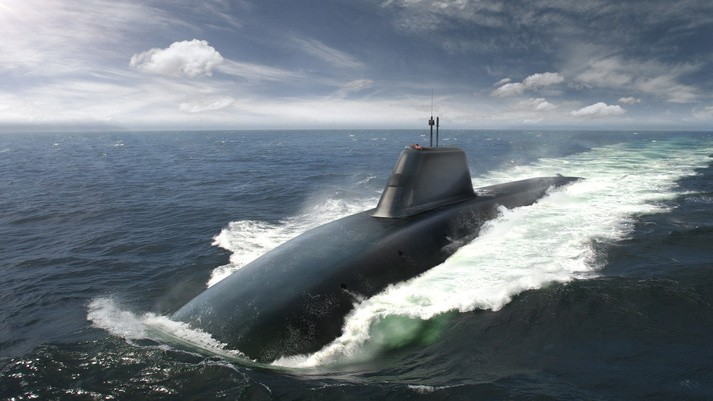 £400m Investment For Nuclear-Armed Submarines