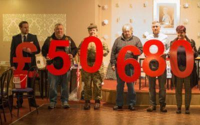 City Breaks Fundraising Barrier For Poppy Appeal