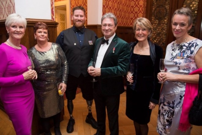 Royal Patron Hosts Fundraising Dinner