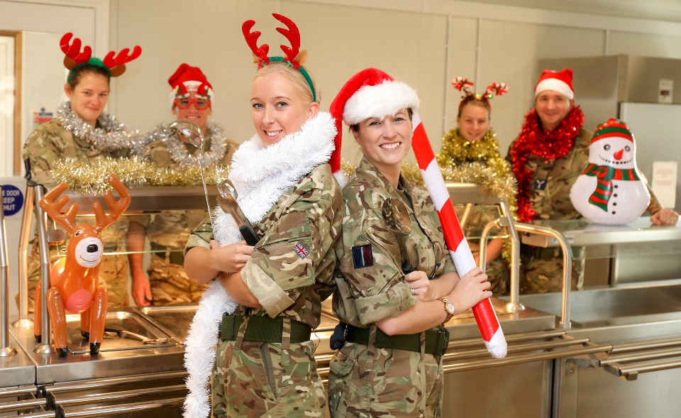 Troops Send Their Loved Ones Messages For Christmas