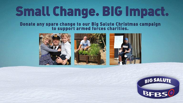 Small Change. BIG Impact