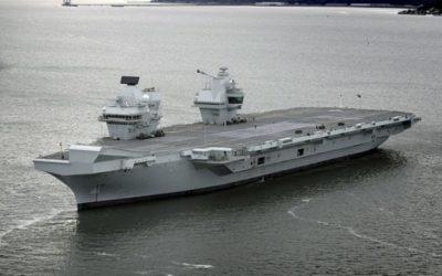 Rosyth Yard Awarded HMS Queen Elizabeth Contract