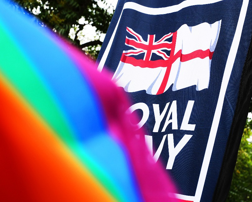 Navy One Of UK's Top LGBT-Friendly Employers