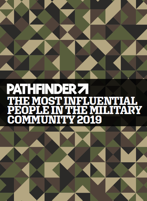 Introducing Pathfinder's Most Influential People In The Military Community 2019