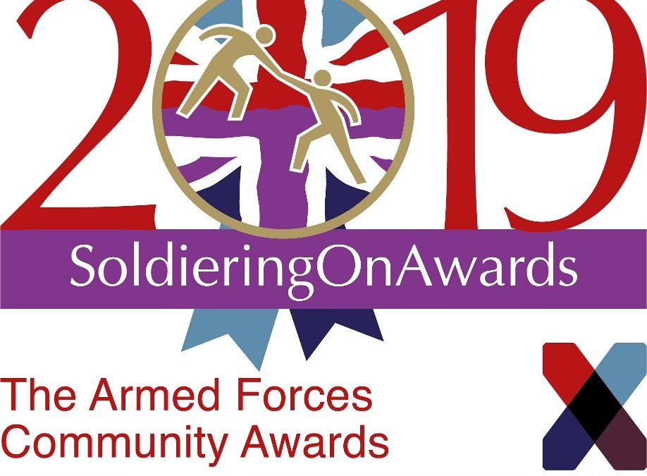 Soldiering On Awards Announce 2019 Finalists