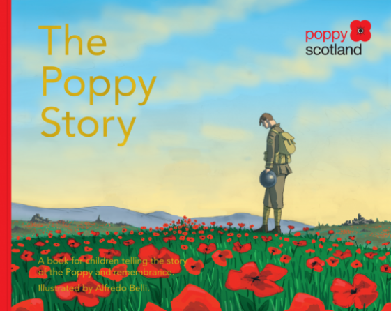 Pupils To Learn 'The Poppy Story'