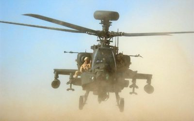 Army Choppers To Touch Down In Estonia