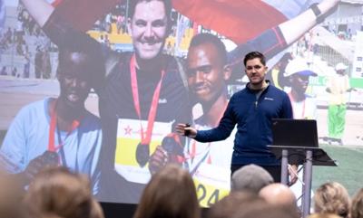 Montane Support Adventurer & Endurance Athlete Jordan Wylie