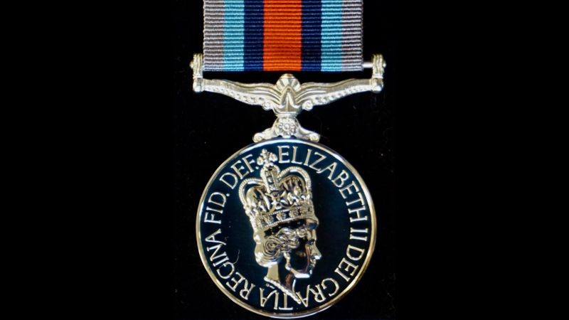 New Medal Recognises Changing Character Of Warfare