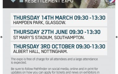 First Exhibitors Announced For Pathfinder's Resettlement Expo In Glasgow