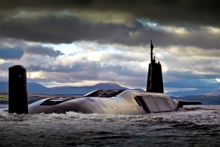Submarine Nuclear Propulsion Deal Announced