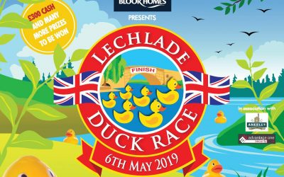 Lechlade Duck Race May 6 2019