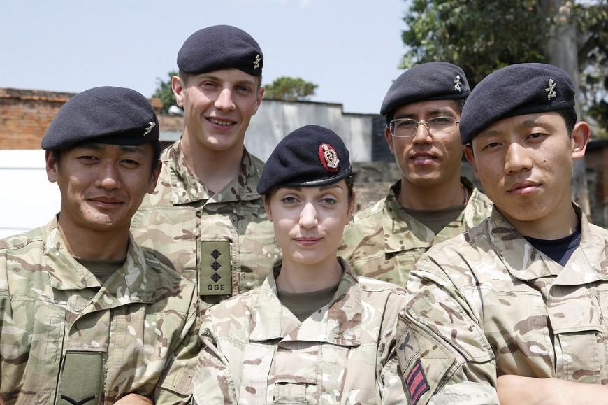 Enhanced Package Of Support For Gurkhas