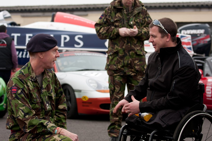 New Veterans' Employment Initiative Launched