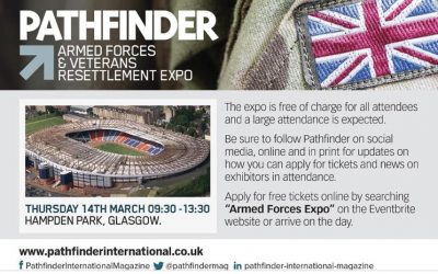 One Day To Go For The Glasgow Expo!