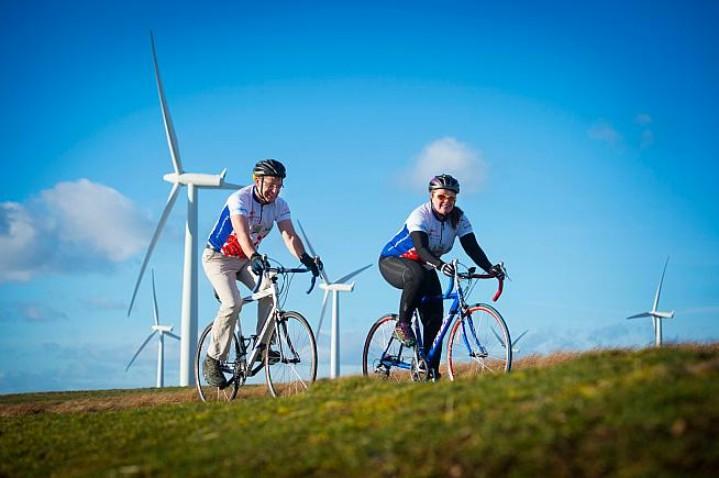 Ride Like The Wind (Farm)!