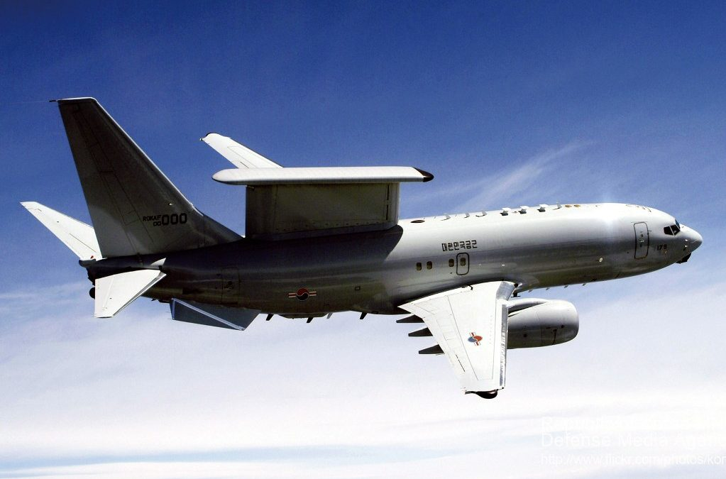 'Wedgetail' To Manage Battlespace From The Sky