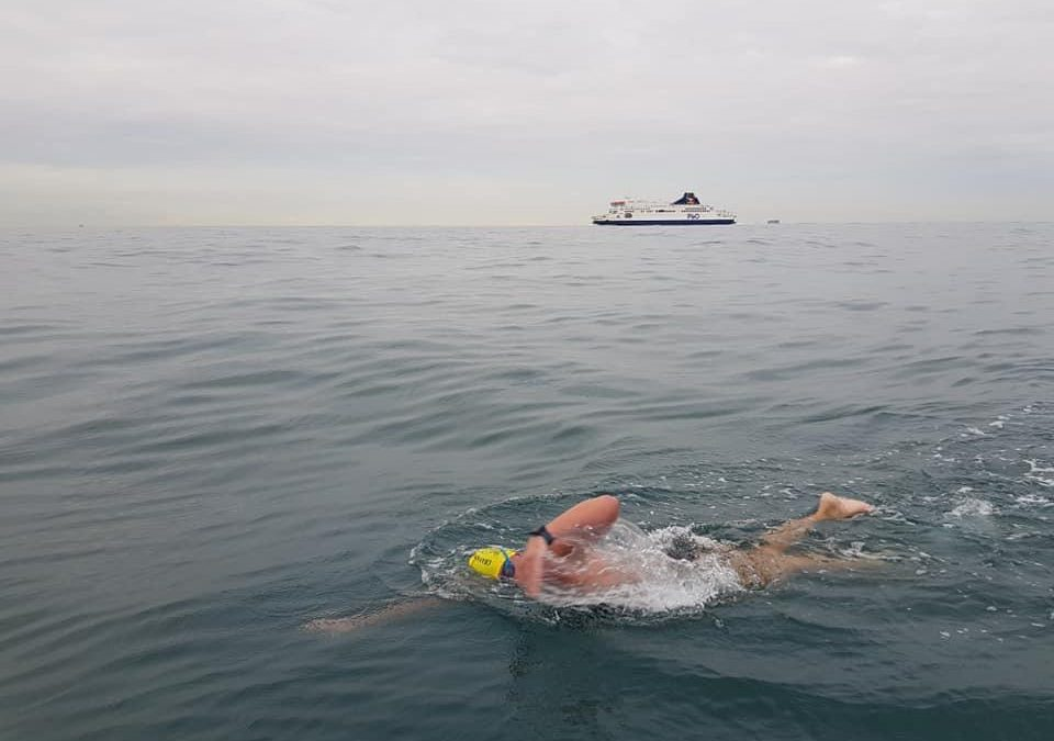 Victory Swim The Channel 2019