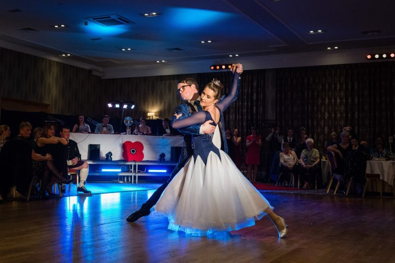They Came, They Danced, They Raised £25k!
