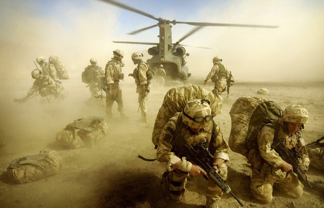 Mental Health Project To Support Marines