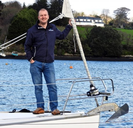 Ex-Soldier Appointed Sailing Ambassador