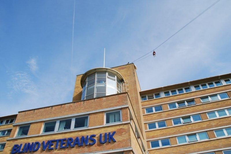 Test Your Mettle With A Zip Wire Challenge