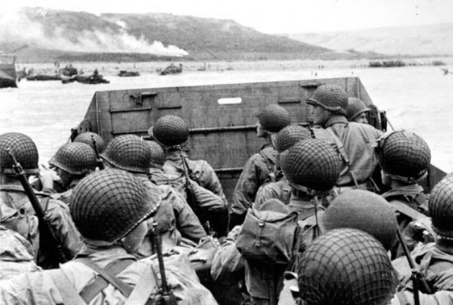 D-Day 75 In The UK & France