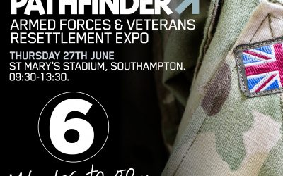 Six Weeks To Go Until Our Southampton Expo!