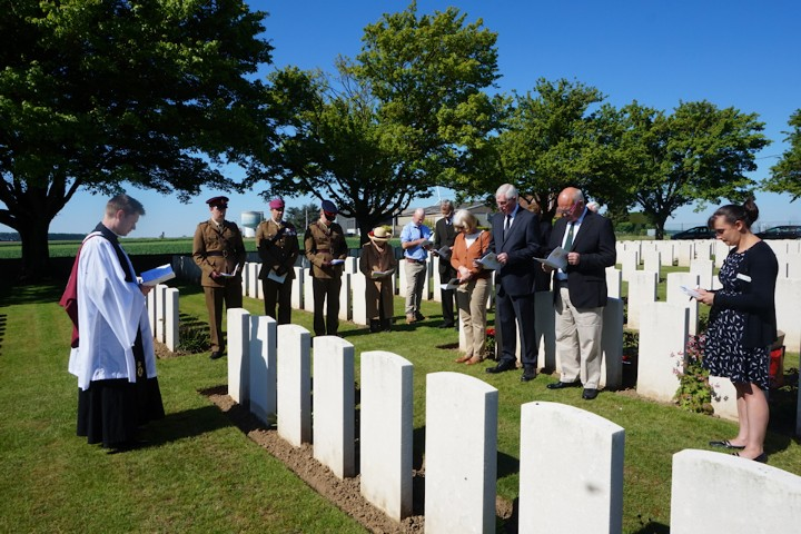 Graves Of Two Great War Soldiers Identified