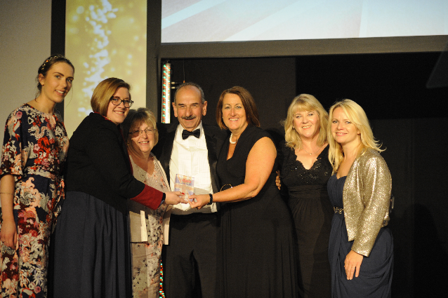 Step into Health Programme Wins National Award