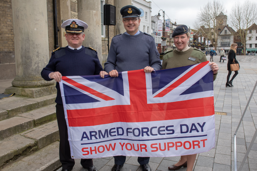 Armed Forces Day Marked At Over 300 Events