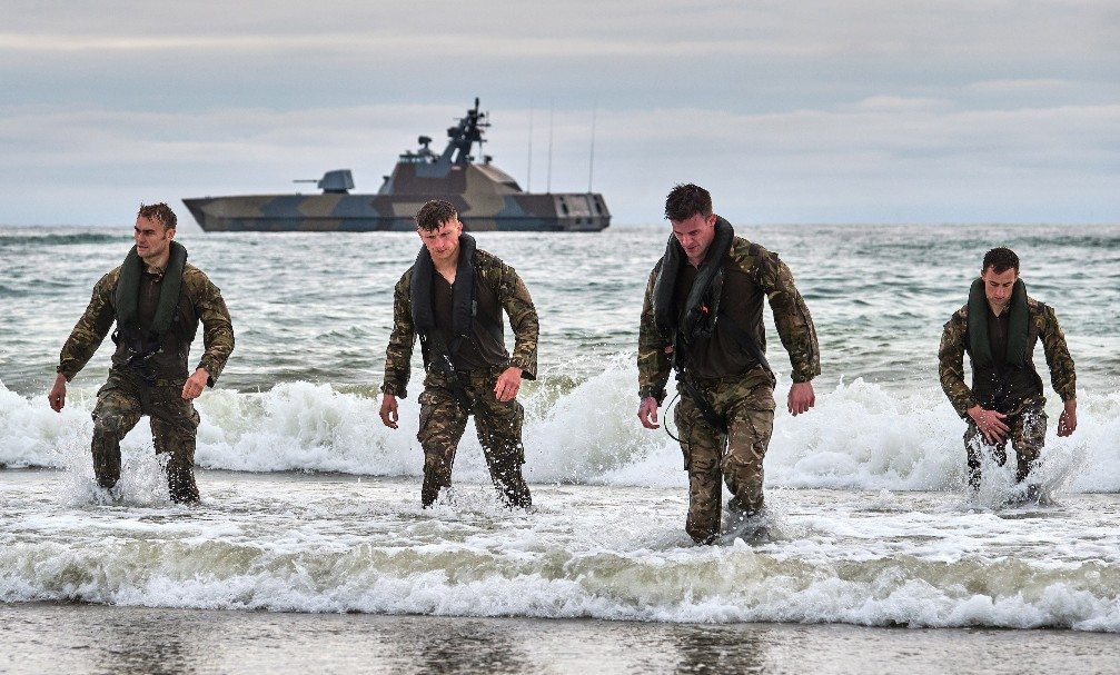 First Phase Of Baltic Deployment Complete