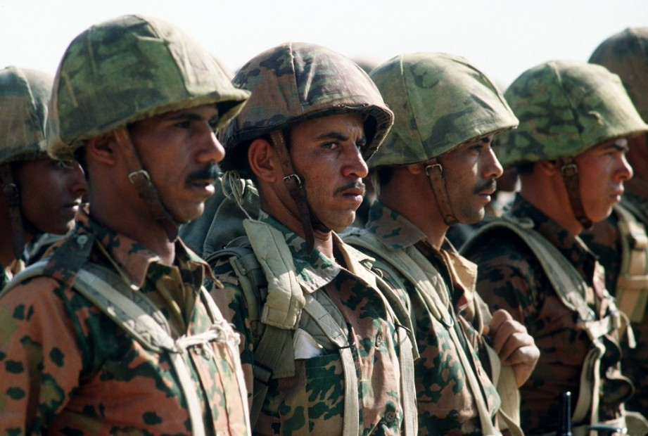 Bolstering UK-Egypt Defence Ties