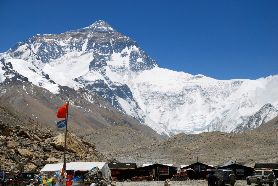 Army Man Has Everest In His Sights