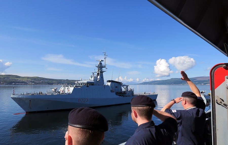 Navy Patrol Ships Pass Key Milestones