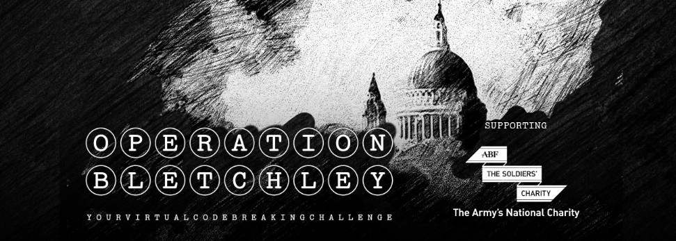 Introducing 'Operation Bletchley'