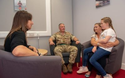 Charity To Pay Tribute To Reservists