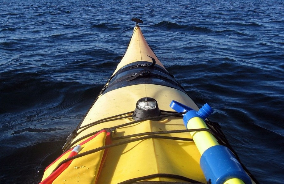 Kayaking The English Channel