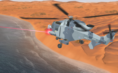 Developing Cutting-Edge Laser Weapons