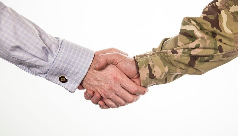 Scottish Veterans' Charities Merge Operations