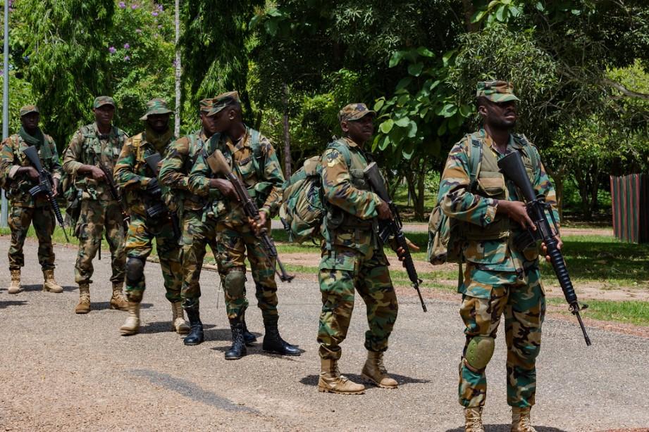 Strengthening Defence Ties In Africa