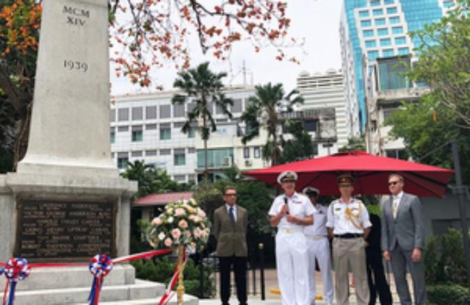 British War Memorial In Bangkok Gets New Location