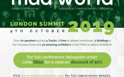 Pathfinder Magazine Becomes Media Partner For Mad World Summit 2019