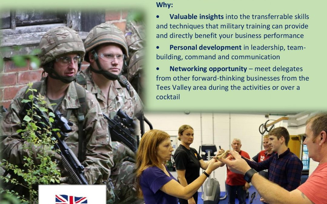 Ex Mini Stretch – Army Reserves Experience Day Darlington