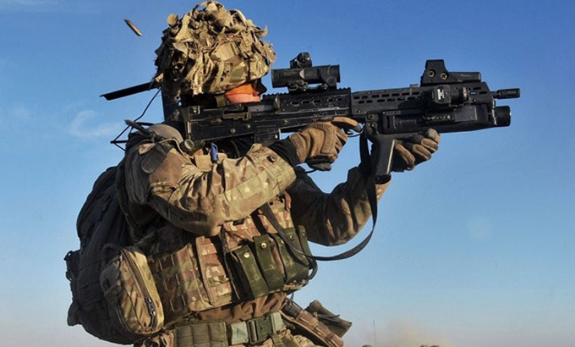 Soldiers' Skills Mapped To Scottish Qualifications Framework